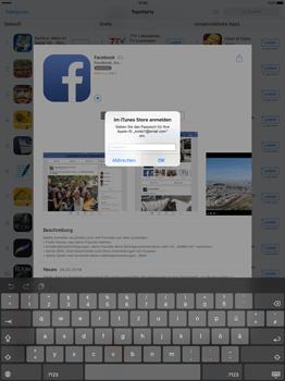 Apple iPad Pro 12.9 inch - Apps - Konto anlegen und einrichten - 33 / 35