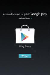 Sony Xperia Miro - Apps - Konto anlegen und einrichten - Schritt 17