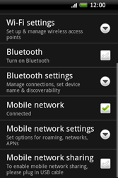 HTC A6262 Hero - MMS - Manual configuration - Step 5