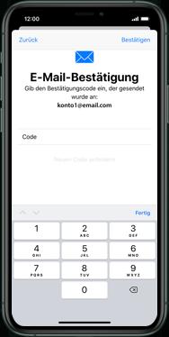 Apple iPhone XS - iOS 13 - Apps - Einrichten des App Stores - Schritt 21