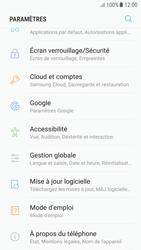 Samsung Galaxy A5 (2016) - Android Nougat - Logiciels - Installation de mises à jour - Étape 5