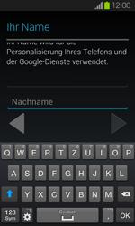Samsung I9100 Galaxy S2 mit Android 4.1 - Apps - Konto anlegen und einrichten - Schritt 6