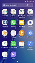 Samsung Galaxy A5 (2016) - Android Nougat - Applicazioni - Configurazione del negozio applicazioni - Fase 3