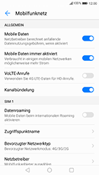 Huawei P10 Lite - Netzwerk - Netzwerkeinstellungen ändern - Schritt 5