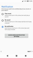 Sony Xperia XA2 - E-mail - Manual configuration (yahoo) - Step 11