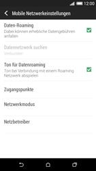 HTC Desire 620 - Ausland - Auslandskosten vermeiden - Schritt 7