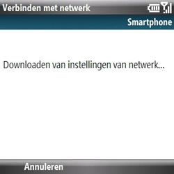 Samsung B7330 Omnia Pro - netwerk en bereik - gebruik in binnen- en buitenland - stap 8