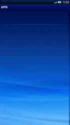 Sony Xperia X10 - MMS - Configuration manuelle - Étape 7