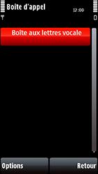 Nokia 5800 Xpress Music - Messagerie vocale - configuration manuelle - Étape 7