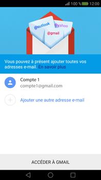 Huawei Mate S - E-mail - Configuration manuelle (gmail) - Étape 15
