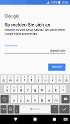 Sony Xperia XA2 - Apps - Konto anlegen und einrichten - 11 / 20