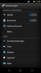 Sony Xperia T - Bluetooth - Verbinden von Geräten - Schritt 4