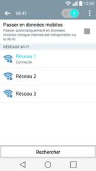 LG Spirit 4G - WiFi - Configuration du WiFi - Étape 9
