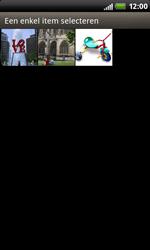 HTC S510b Rhyme - E-mail - hoe te versturen - Stap 12