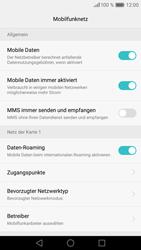 Huawei P9 Lite - Ausland - Im Ausland surfen – Datenroaming - 0 / 0