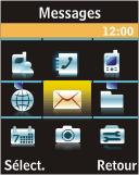 Samsung J700 - Messagerie vocale - Configuration manuelle - Étape 3