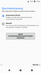 Sony Xperia XA2 - E-Mail - Konto einrichten (outlook) - 14 / 19