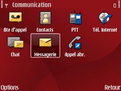 Nokia E63 - MMS - Configuration manuelle - Étape 14
