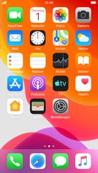 Apple iPhone 7 - iOS 13 - Bluetooth - Verbinden von Geräten - Schritt 4