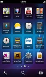 BlackBerry Z10 - Aller plus loin - Restaurer les paramètres d'usines - Étape 3