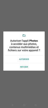 Oppo Reno 4Z - Photos, vidéos, musique - Envoyer une photo via Bluetooth - Étape 5
