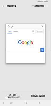 Samsung Galaxy Note9 - Internet - Navigation sur Internet - Étape 16