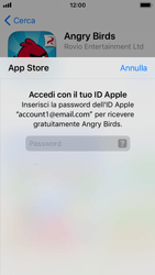 Apple iPhone SE - iOS 11 - Applicazioni - Installazione delle applicazioni - Fase 15