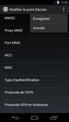 Acer Liquid Jade Z - MMS - Configuration manuelle - Étape 16