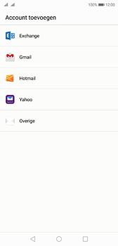 Huawei P20 Dual-SIM (Model EML-L29) - E-mail - Account instellen (IMAP met SMTP-verificatie) - Stap 4