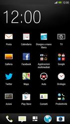 HTC One Max - Applicazioni - Configurazione del negozio applicazioni - Fase 3