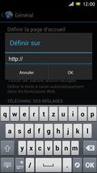 Sony Xperia J - Internet et roaming de données - Configuration manuelle - Étape 24