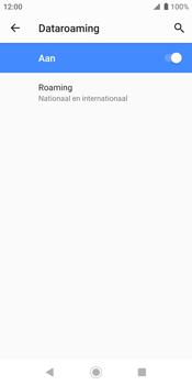 Sony xperia-xz2-h8216-android-pie - Buitenland - Internet in het buitenland - Stap 11