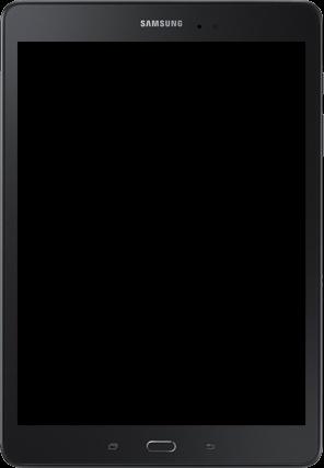 Samsung Galaxy Tab A - Premiers pas - Découvrir les touches principales - Étape 2
