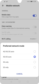 Huawei P30 Lite - Network - How to enable 4G network connection - Step 6