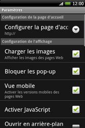 HTC A6262 Hero - Internet - Configuration manuelle - Étape 17