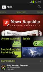 Samsung Galaxy S2 Plus - Apps - Konto anlegen und einrichten - 14 / 15