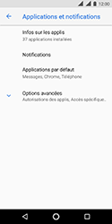 Nokia 3.1 - Applications - Supprimer une application - Étape 5