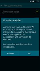 Samsung G900F Galaxy S5 - Internet - Désactiver les données mobiles - Étape 7
