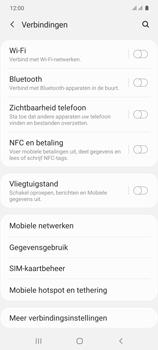 Samsung galaxy-s10-lite-dual-sim-sm-g770f - NFC - NFC activeren - Stap 5