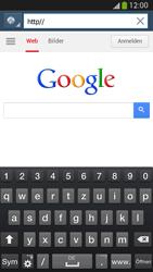 Samsung Galaxy S 4 LTE - Internet und Datenroaming - Verwenden des Internets - Schritt 10