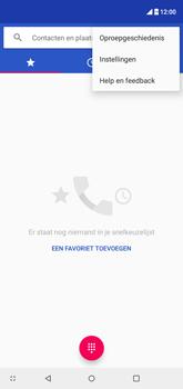 Wiko View 2 - Voicemail - handmatig instellen - Stap 6