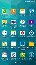 Samsung G800F Galaxy S5 Mini - E-mail - Configuration manuelle (outlook) - Étape 3