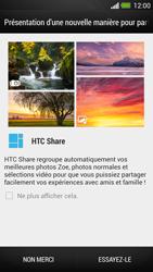 HTC One - Photos, vidéos, musique - Créer une vidéo - Étape 11