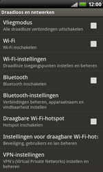 HTC S510b Rhyme - wifi - handmatig instellen - stap 5
