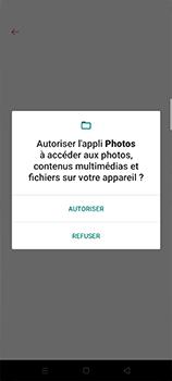 Oppo Find X2 Neo - Photos, vidéos, musique - Prendre une photo - Étape 15