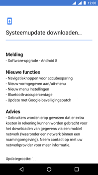 Nokia 6.1 Dual-SIM (TA-1043) - Software updaten - Update installeren - Stap 6