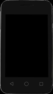 Alcatel Pixi 3 Dual Sim - Premiers pas - Découvrir les touches principales - Étape 3