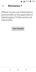 Alcatel 1 - Aller plus loin - Restaurer les paramètres d'usines - Étape 8