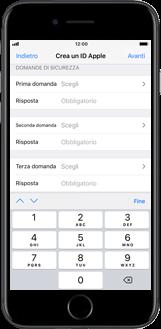 Apple iPhone 8 - iOS 12 - Applicazioni - Configurazione del negozio applicazioni - Fase 12