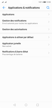 Huawei P20 - Applications - Supprimer une application - Étape 4